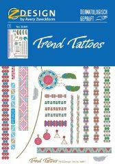 """Avery Zweckform Z-Design No. 56801 öntapadó tetoválás matrica - """"Indian"""" motívumokkal - kiszerelés: 1 ív / csomag (Avery Z-Design 56801)"""