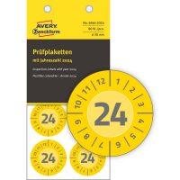Avery Zweckform 6946-2024 biztonsági hitelesítő címke 2024-es évszámmal