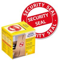 """Avery Zweckform 7312 öntapadós biztonsági lezáró címke """"Security Seal"""" felirattal"""