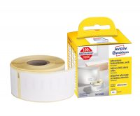 Avery Zweckform No. ASS0722400 fehér színű, 89 x 36 mm méretű öntapadó tekercses etikett címke, permanens ragasztóval - doboz tartalma: 1 tekercs, 260 darab címke
