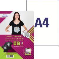 Avery Zweckform C9406-3HU tintasugaras nyomtatóval nyomtatható sötét pólóra vasalható fólia