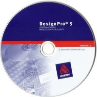 Avery DesignPro 5 magyar nyelvű címketervező szoftver CD (DesignPro)