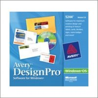 Avery DesignPro 5 magyar nyelvű címketervező szoftver (DesignPro 5)