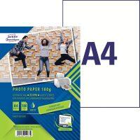 Avery Zweckform No. E2496 tintasugaras 210 x 297 mm (A4) méretű, 180 g -os gazdaságos kiszerelésű fényes fotópapír - 100 ív / doboz (Avery E2496)
